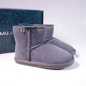 EMU Australia Wallaby Mini Shearling Boots Merino